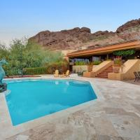 100% Solar - Frank Lloyd Wright Beauty on Camelback Mountain