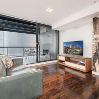 Sleek Split Level 2 bed apartment Surry Hills SH1407