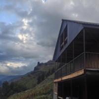 tusheti guesthouse begela