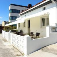 Apartamento de playa con terraza 21m2 y barbacoa