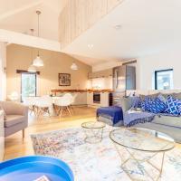 Modern 3 bed riverside home in Bath