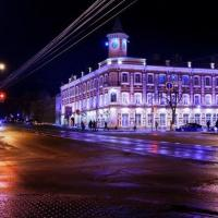 Apartments on Goncharova street 22
