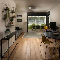 Eduard Bernstein Apartment
