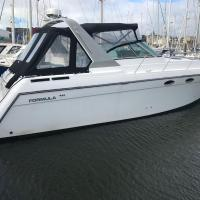 36ft Motor Boat Plymouth