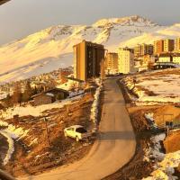 Centro de Ski EL Colorado - Edificio Hasparren