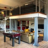 Cape Town unique and spacious loft apartment