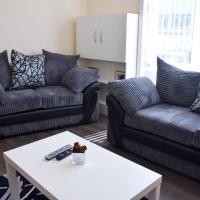 Luxury City Centre Apartment 2 in LE1 Plus Parking