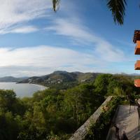 Beautiful Studio Overlooking Playa La Ropa