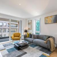 Colindale 3 bed luxury apartment