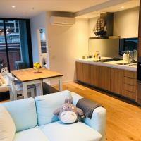 Melbourne CBD RIng Apartment