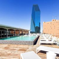 Dallas Downtown Corporate 1BR Apartment + Rooftop Pool