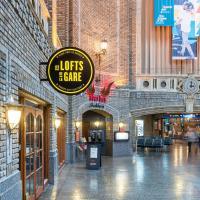 Les Lofts de la Gare by Les Lofts Vieux Québec