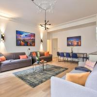 63-LUXURY FLAT CHAMPS-ELYSEES (1C)