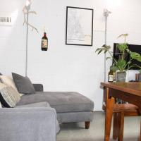 Warehouse Apartment in East London