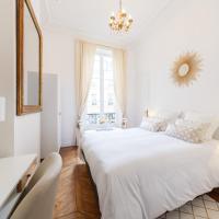Maison de Lignières - Chambres d'hôtes Paris - quartier Champs-Elysées