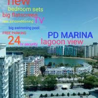 PD MARINA Holiday Apartments,Batu 7, Jalan Pantai, Port Dickson