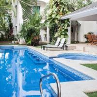 Luxury apartment Cancun