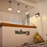 Walker's Hostal en Salento