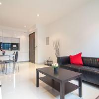 2BR Queenstown/Newton/Orchard/Novena/Buona Vista with cozy living room & furnished kitchen