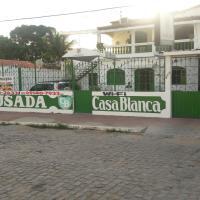 POUSADA CASA BLANCA CALDAS DO JÔRRO - Ba.