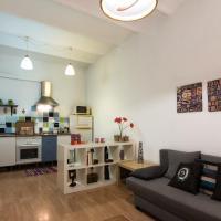 Cozy studio 3m from CAMP NOU