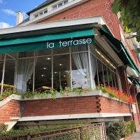 Logis Terrasse Hôtel