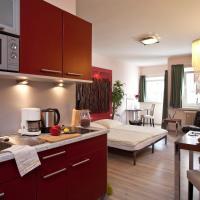 柏林舍訥貝格星級酒店式公寓