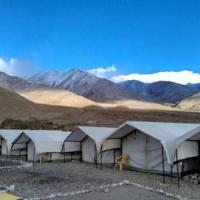 1 BR Tent in Spangmik, Leh (C50E), by GuestHouser
