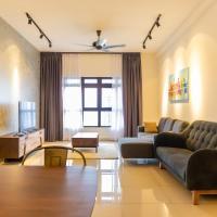 Designed White & Grey Home