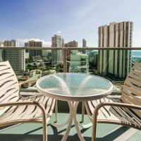 Ala Moana Hotel Ocean Studio on the 20th Floor