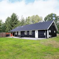 Three-Bedroom Holiday home in Nykøbing Sj 9