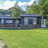 Two-Bedroom Holiday Home in Bjerkreim