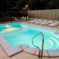Modern Villa apartment & private pool