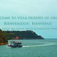 Villa Friends of Orietta. Ocean view bungalows