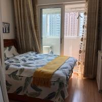 万达广场旁&眺望大明湖与趵突泉毗邻济南站精装温馨两居室
