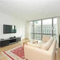 1 Bedroom Apartment with Panoramic Views in Docklandsv