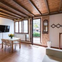 Spacious Tuscan apartment