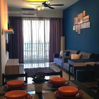 JAZZY Homestay @Ashton Tower Condominium, KOLOMBONG KK CITY