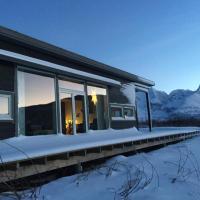 Funkis villa-Lyngen Alps