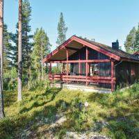 Three-Bedroom Holiday Home in Lofsdalen