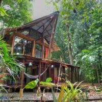 Casa Auratus Exotic Jungle House