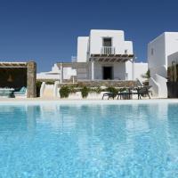 Stunning 4 bedroom villa in Kalafatis