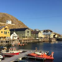 Lovely 3 rooms apartment for holiday in Nyksund, Norway