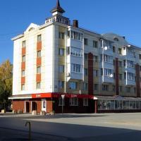 Апартаменты у Кремля