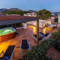 Luxury Penthouse La Nau Near The Sea