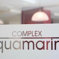Apart Complex Aquamarine