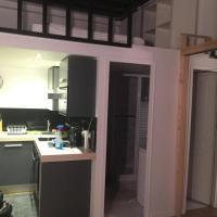 Luxury studio montorgeuil