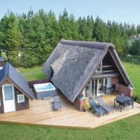 Three-Bedroom Holiday Home in Henne