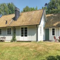 Three-Bedroom Holiday home Vittsjö with a Fireplace 08