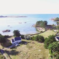 Villa Océane - Pieds dans l'eau, bord de plage
